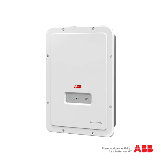 ABB UNO DM – QU Series – 5 kW 1 Phase 2 MPPT Grid Connect with Built in DC Iso (UNO-DM-5.0-TL-PLUS-SB-QU)