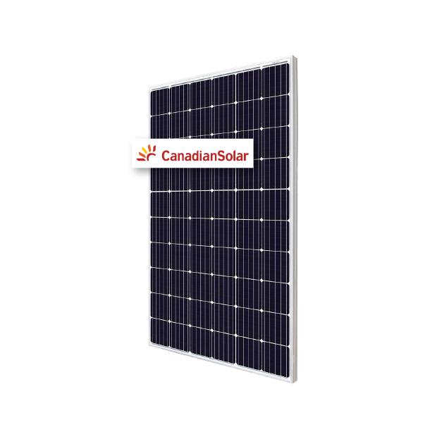 Top Canadian Solar 310 W Mono Silver Frame in perth WA Australia
