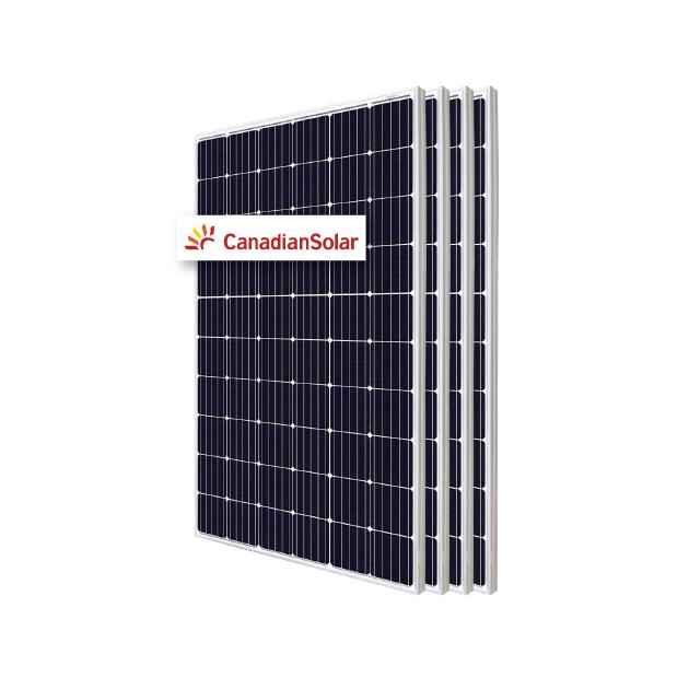 Canadian Solar 310 W Mono Silver Frame(CS6K-310MS(IEC1000V))