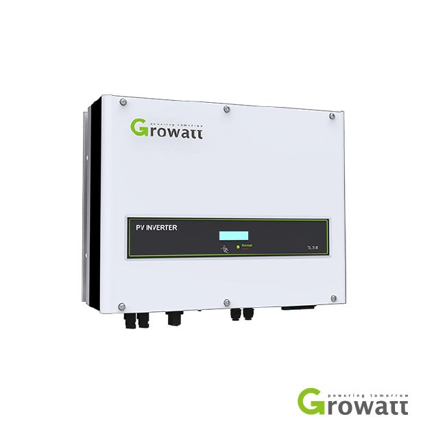 Growatt 8 kW 1 Phase 2 MPPT Grid Connect (8000MTL-S)