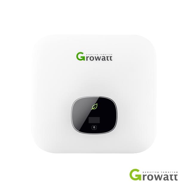 Growatt MIN 5 kW 1 Phase 2 MPPT Grid Connect (GROWATT MIN 5000TL-X)