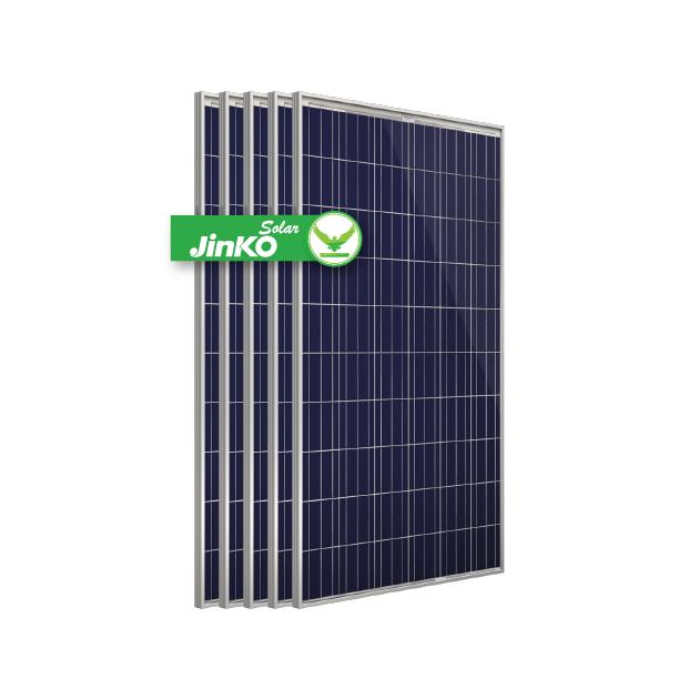 Jinko 275 W Poly Silver Frame (JKM275PP-60)