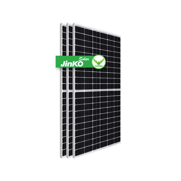 Jinko Solar 330 W Mono Black frame – Half Cells (JKM330M-60H)