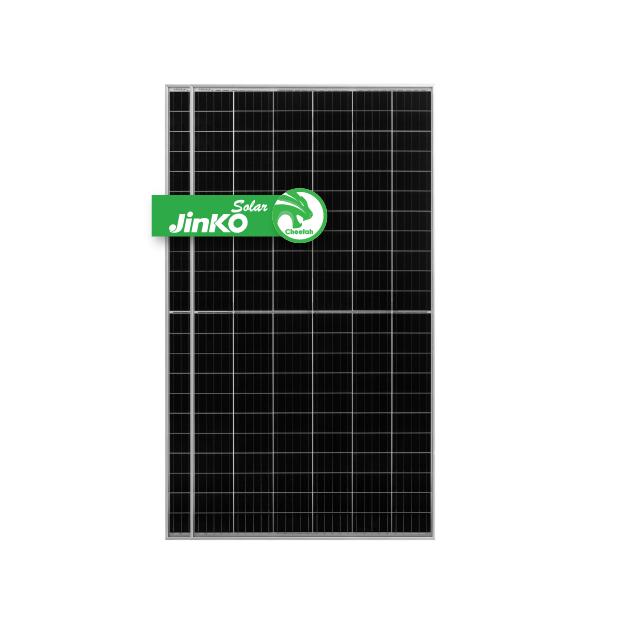 Jinko Solar 370 W Mono Black Frame – Half Cells (JKM370M-66H)