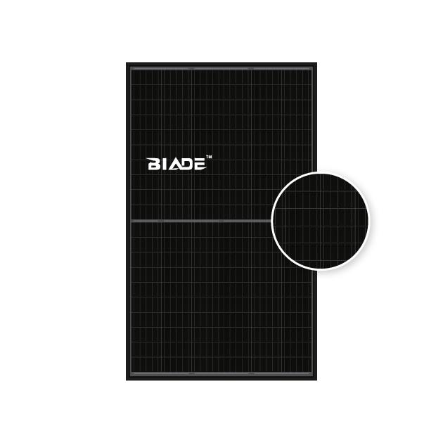 Seraphim 330 W Mono Blade Black Frame – Half Cut Cells (SRP-330-BMB)SRP-330-BMB