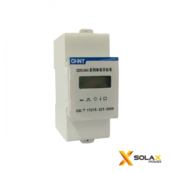 Top Smart Energy Meter Chint Single Phase sydney NSW Australia