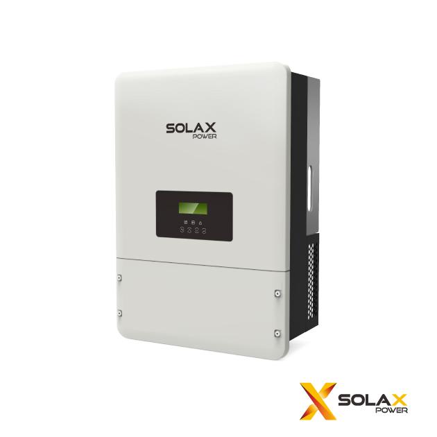 Solax Power 5 kW 3 Phase 2 MPPT Hybrid (X3-Hybrid-5.0-N-E)
