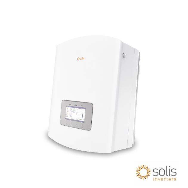 Solis 20 kW 3 Phase 4 MPPT Grid Connect (Solis-20K)