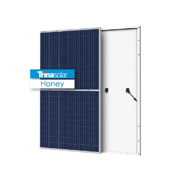 Trina 285 W Poly – 120 Half Cut Cells – Silver Frame (TSM-285PD06H)
