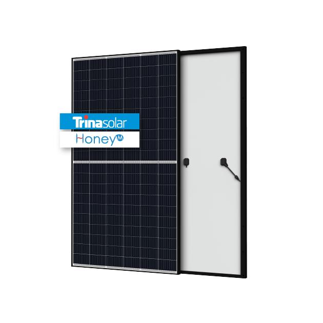 Trina 330 W PERC Mono MBB – 120 Half Cut Cells – Black Frame (TSM-330DD06M.08(II))