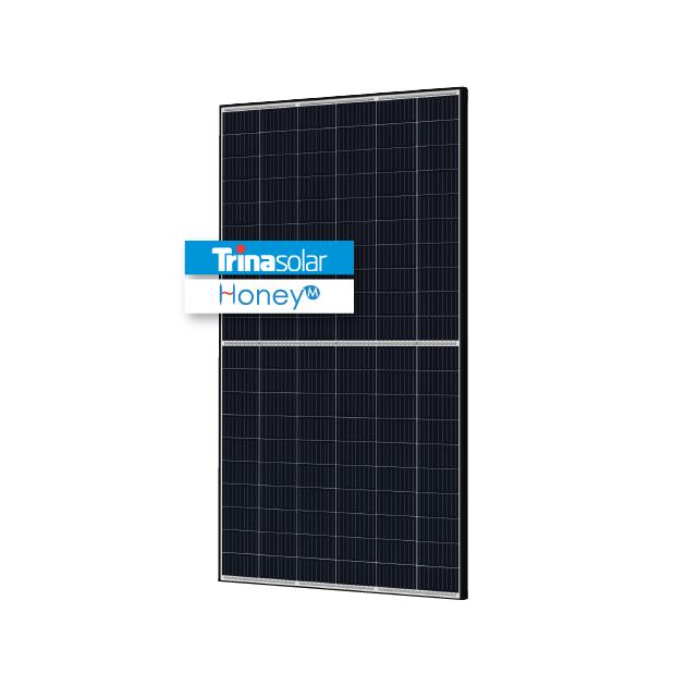 Top Trina 330 W PERC Mono MBB 120 Half Cut Cells black Frame canberra ACT Australia