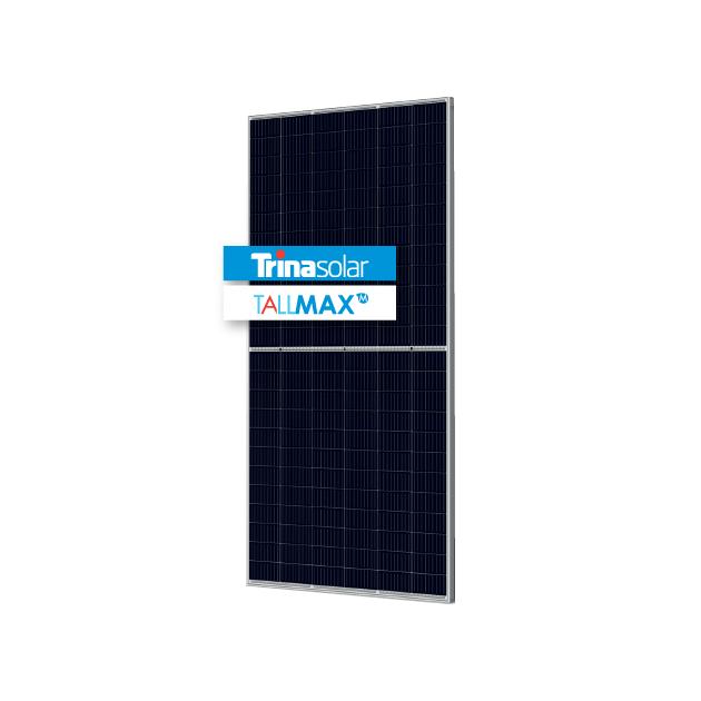 Trina 410 W PERC Mono MBB – 144 Half Cut Cells – Silver Frame MC4 Connectors (TSM-410DD15M(II))