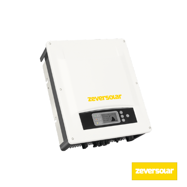 Zeversolar 5 kW 3 Phase 2 MPPT Grid Connect (TLC5000)