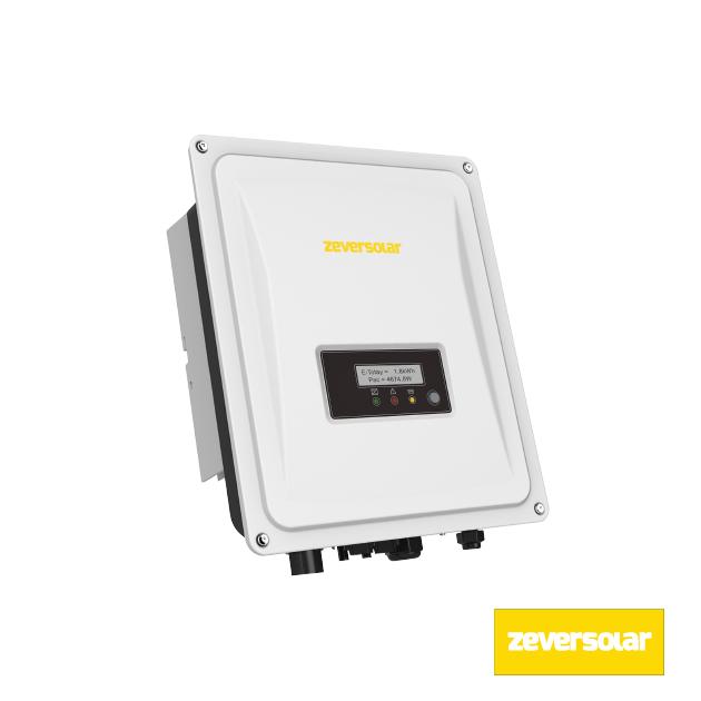 Zeversolar 3 kW 1 Phase 1 MPPT Grid Connect (Zeverlution 3000S)