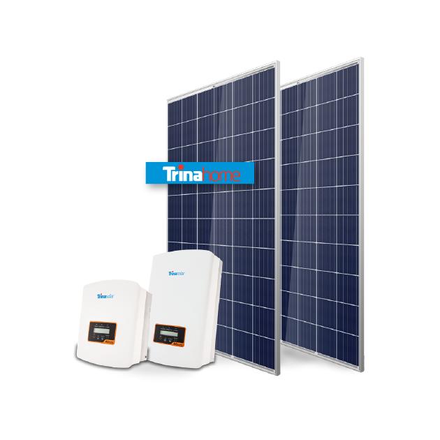 Trina Home 6.16 kW Single Phase – Tile with TSM-280PD05 (TSH-S05K60PT/TSM-280PD05)