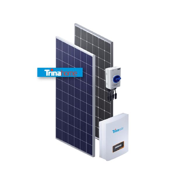 Trina Home 6.6 kW Single Phase – Tin with TSM-275PD05 (TSH-S05K60PM/TSM-275PD05)