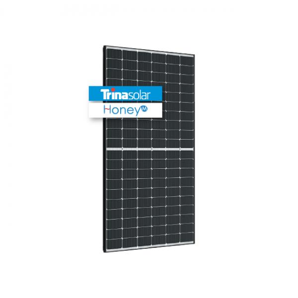 Top Trina Mono MBB 120 Half Cut Cells Black Frame TS4 Connectors sydney NSW Australia