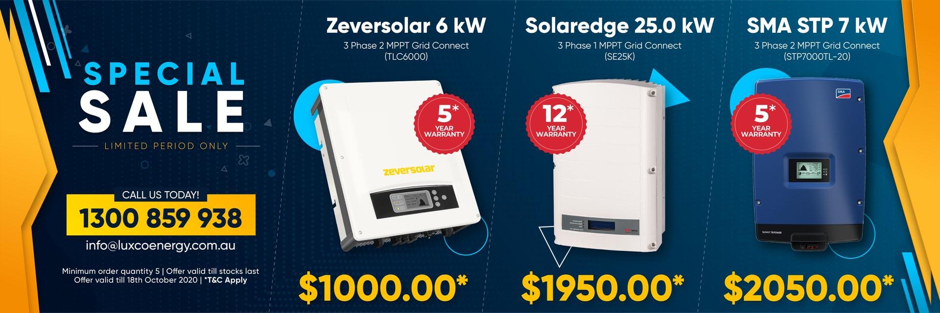 super wholesale solar sale luxco energy