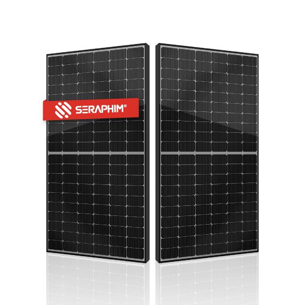 Seraphim SIII 370W Black Frame 120 Half-Cut Cells Mono