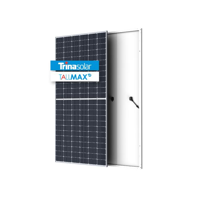 Trina Tallmax M 450W Silver Frame 144 Half-Cut Cells Mono