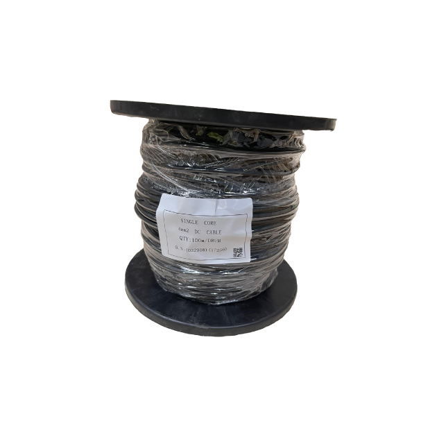 DC CABLE SINGLE CORE 4 MM2