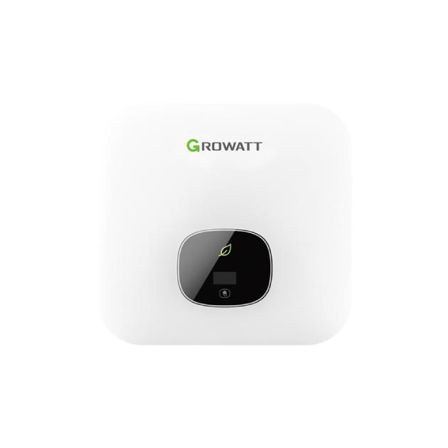 Growatt MIN Hybrid Ready 5 kW 1 Phase 2 MPPT Grid Connect (MIN 5000TL-XH)