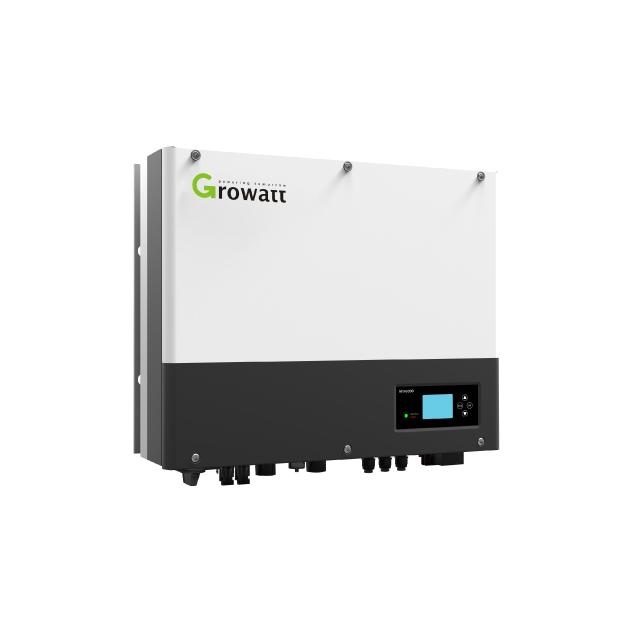 Growatt SPH 5 kW 1 Phase 2 MPPT Hybrid (Growatt SPH5000)
